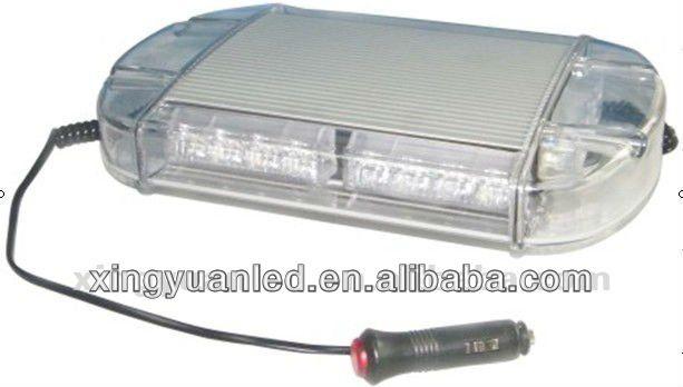 E403,DC12V emergency strobe light/24W Mini LED Light bar/Amber light bar /LED strobe light