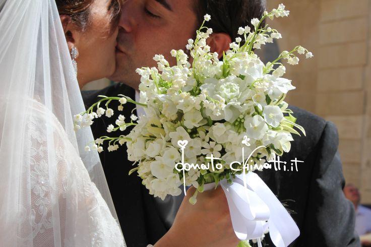 #Mughetto #WeddingStyle #Puglia #MatrimonioNelSalento #BouquetSposa #NoviaDart #AireVintage #DomoAdami #DonatoChiriatti