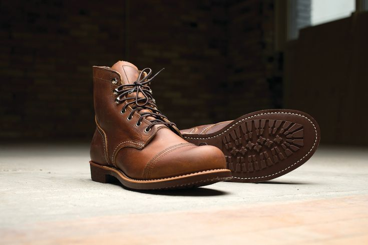 Red Wing Heritage Updates the Iron Ranger - Freshness Mag