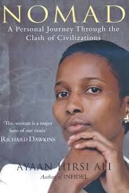"""Why not give the gift of words this #christmas? Ayaan Hirsi Ali's book """"Nomad"""""""