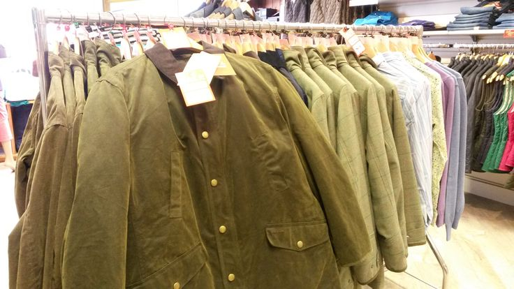 Yes, that is a genuine Barbour jacket and yes, some of them are under £100! They're selling fast...