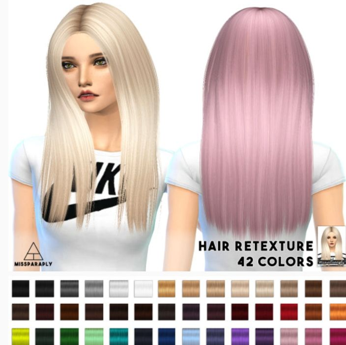 Miss Paraply: Alesso 50′s hairstyle retextured - Sims 4 Hairs - http://sims4hairs.com/miss-paraply-alesso-50%e2%80%b2s-hairstyle-retextured/