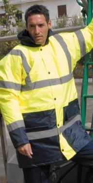Looking for a supplier of PPE #Workwear ? Hi Vis Jacket STHVJ10CO #bizitalk #locatebiz