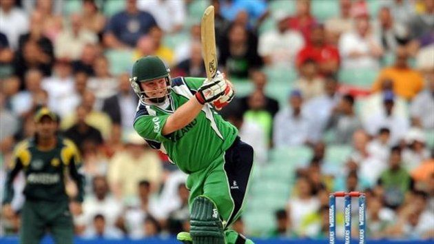 Cricket - Ireland wait on Stirling fitness
