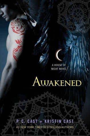 Read 1/5/12 - Awakened (House of Night #8) - Series is OK overall...this book was alright. I just keep reading it because I'm this far and I like the overarching plotline.