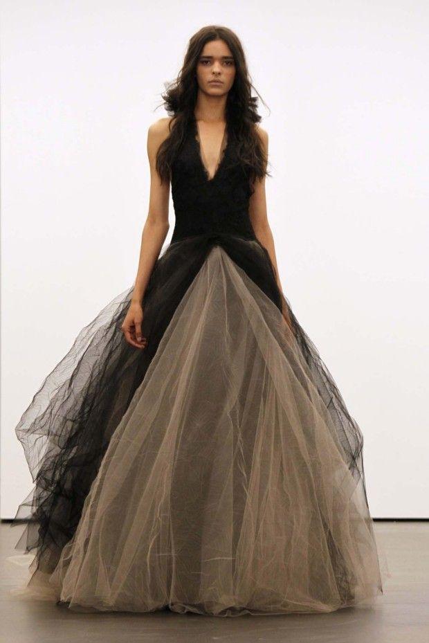 Vera Wang Bridal A/W 2012