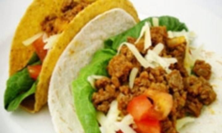 This taco recipe may seem more difficult than the simple boxed taco kits, but the taste is so much better and cuts down on all the preservatives in those little packets. And the kids just love taco night!