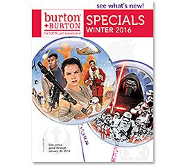 WINTER SPECIALS 2015-16 #burtonandburton