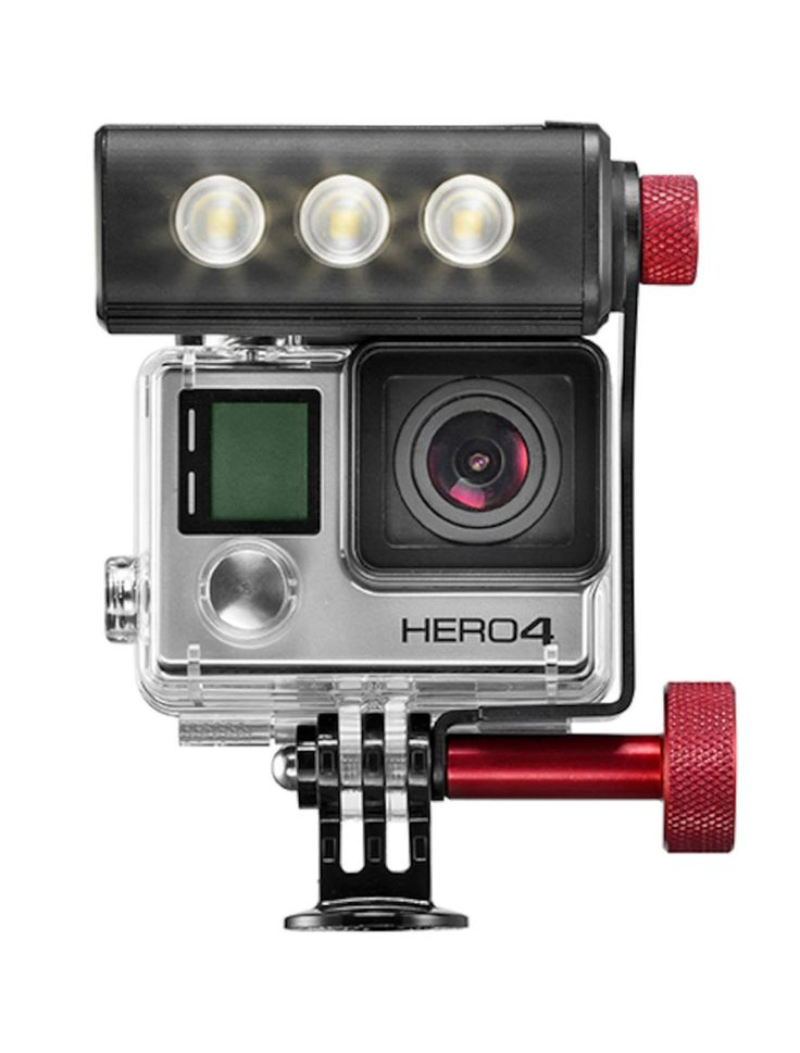 Manfrotto GoPro Camera Light With Bracket