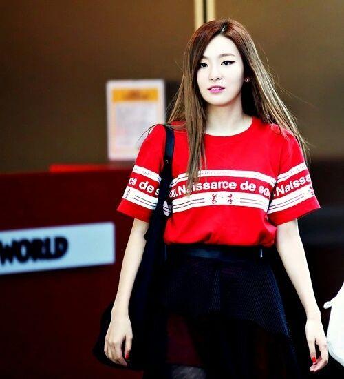 Imagen de red velvet, seulgi, and kpop