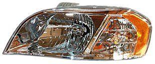TYC 20-6822-01 Chevrolet Aveo Driver Side Headlight Assembly #Chevrolet #Aveo #Driver #Side #Headlight #Assembly