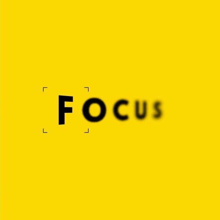 Focus concept design ❤️ on