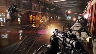 Call of Duty Advanced Warfare Screenshot #PCgamer #GDK