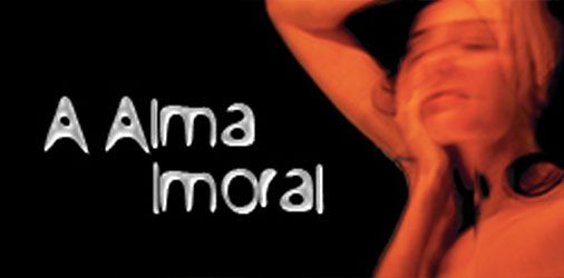 "Clube Hebraica Recebe A Peça ""A Alma Imoral"""