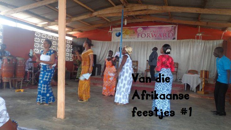 Weet je waar ik nou écht gelukkig van word? Afgezien van een vliegticket naar Ghana dan. Een feestje met afro muziek, mooie Afrikaanse stoffen aan de muur en mensen met de meest kleurrijke kleding aan. Vandaag een overzicht van een aantal feestjes/festivals waarvan ik denk dat die wel geschikt zijn voor zo'n niet partyanimal als ik.