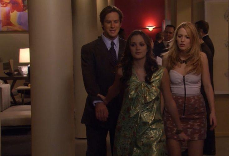Serena, Gabriel and Blair Gossip Girl