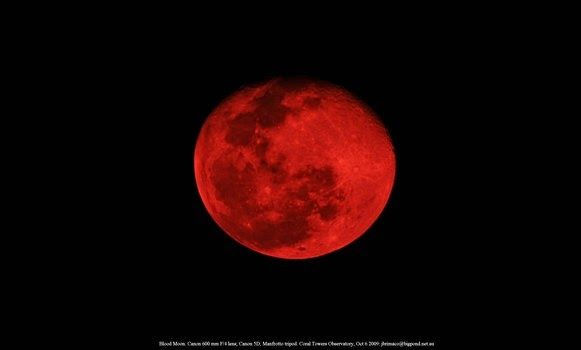 The Total and Shortest Lunar Eclipse - Bloody Moon | Pakistan Weather Forecast and Updates, Satellite Maps, Articles, Cyclones and Earthquake Updates