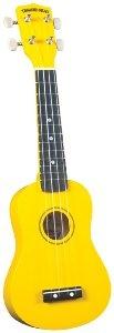 Amazon.com: Diamond Head DU-104 Ukulele, Yellow: Musical Instruments