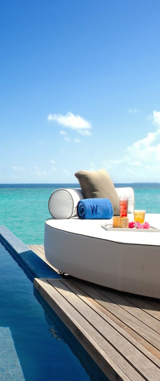 W Retreat & Spa...Maldives  - Explore the World with Travel Nerd Nici, one Country at a Time. http://TravelNerdNici.com