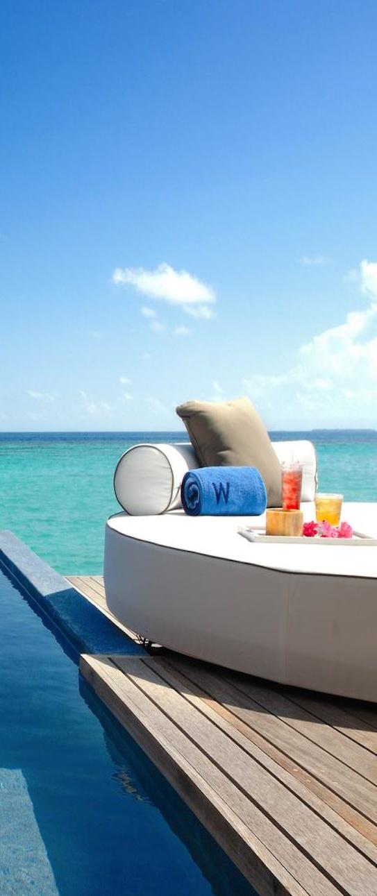 W Retreat & Spa...Maldives