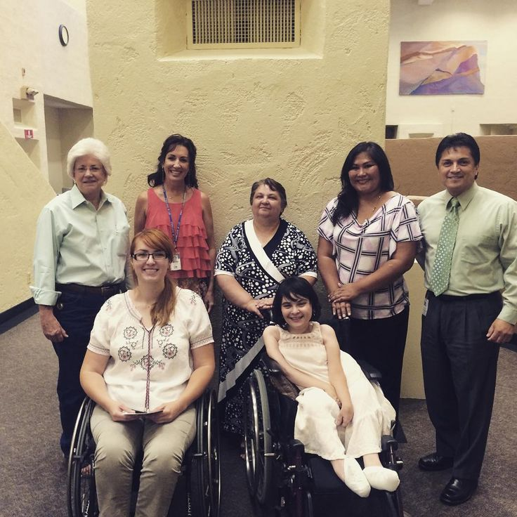 Thank you #cityofscottsdale for meeting with our #disabilityrights advocates this morning!!!
