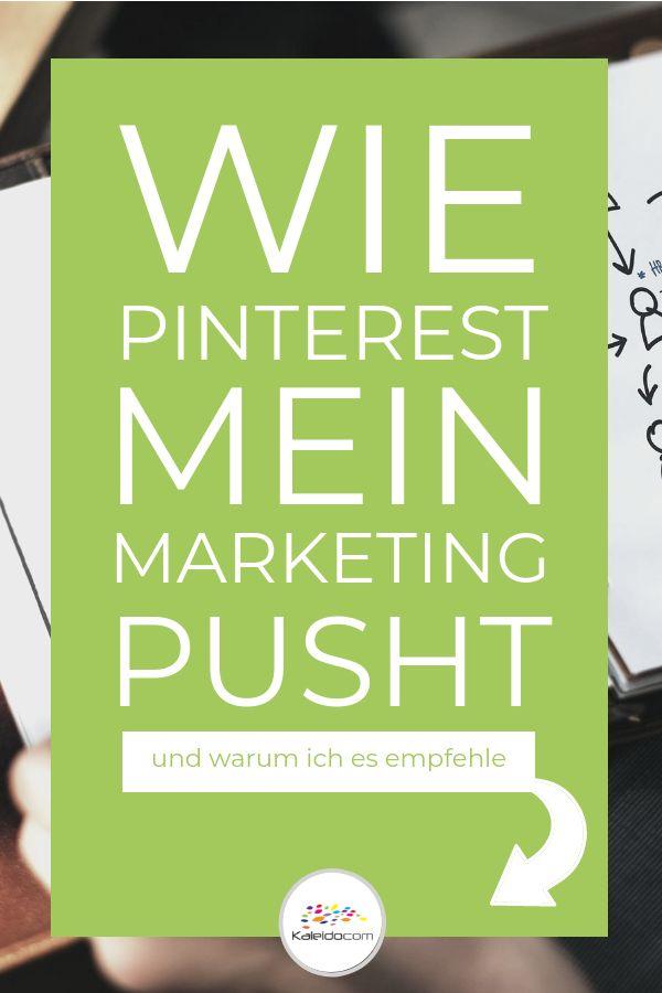 Wie Pinterest mein Marketing pusht – Social Media und Freelance