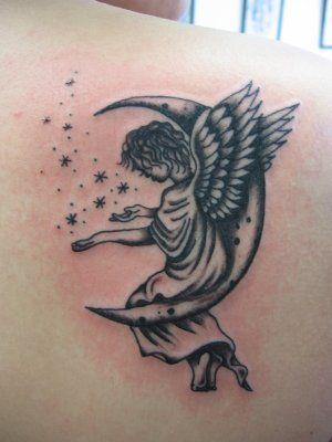 1000 id es sur le th me tatouages de lune sur pinterest tatouage de lune id es de tatouages - Tatouage lune poignet ...