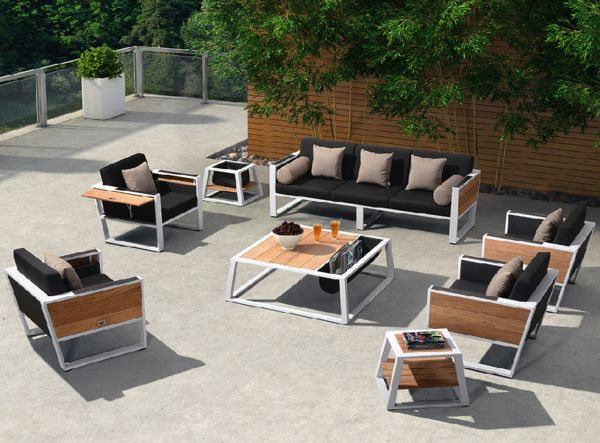33 best HIGOLD Outdoor Furniture images on Pinterest Backyard - lounge gartenmobel outlet