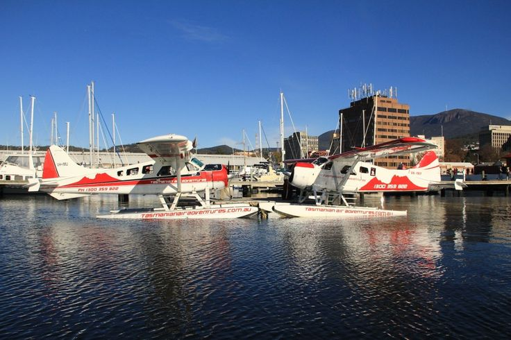When waterways abound as they do in Tassie, a wonderful way to see our part of the world is by sea plane with @tasairadventures. It's great to see them nominated for 2 categories in the 2014 Tasmanian Tourism Awards, well done team!
