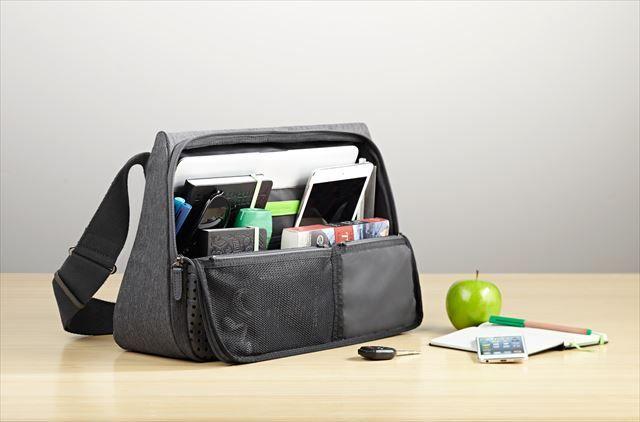 Evernoteの バッグはなんでも入って優秀!コンパクトで収納抜群!パソコン用バッグのアイデア