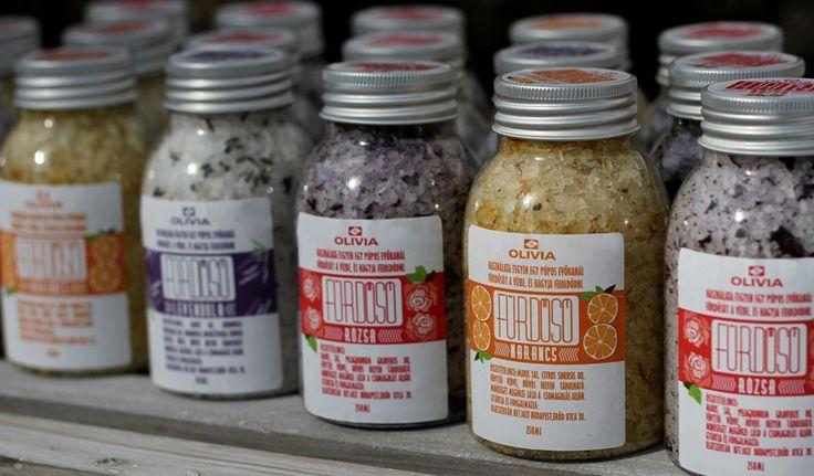 Fürdősó/Bath salt