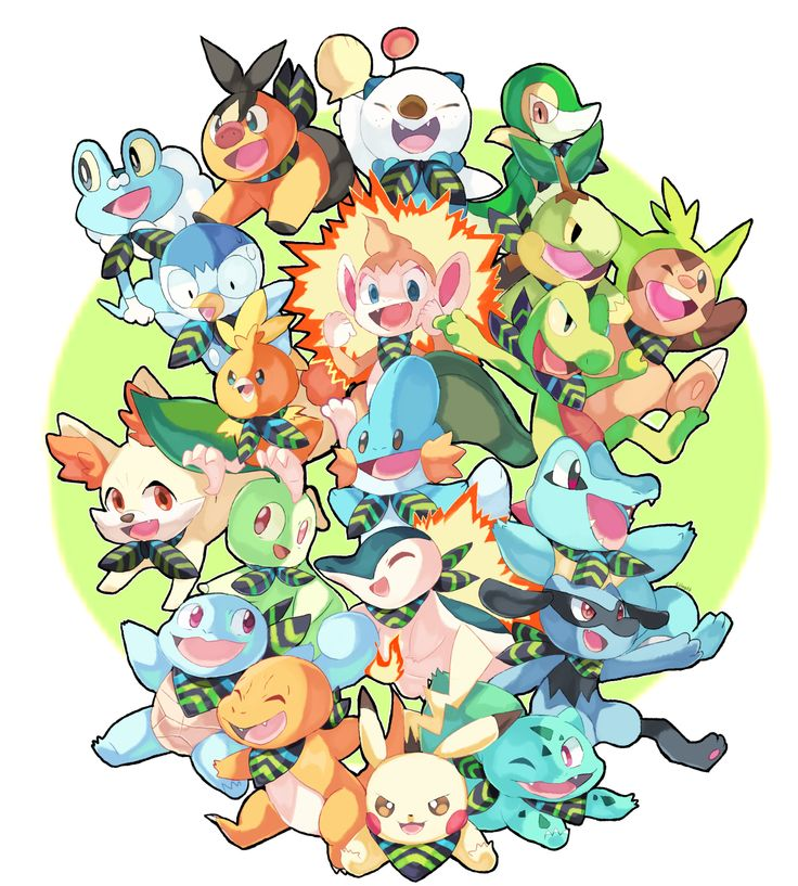 super hyped for pokemon super mystery dungeon!(Click for better quality)