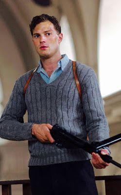 Rueda de Prensa- Karlovy Vary - Jamie Dornan - Sean Ellis < Anthropoid