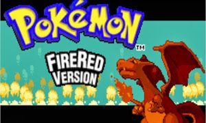 Video Game Pokemon FireRed Version Wallpaper