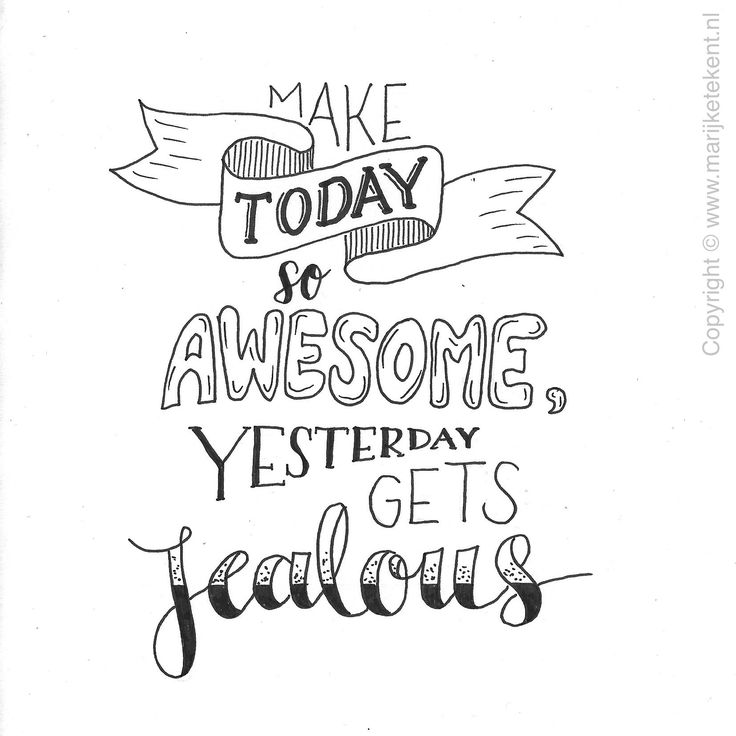 Best hand lettering images on pinterest doodles