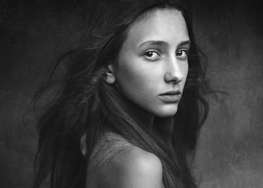 Portrait of a girl - retouched by Jigger-Photography on DeviantArt