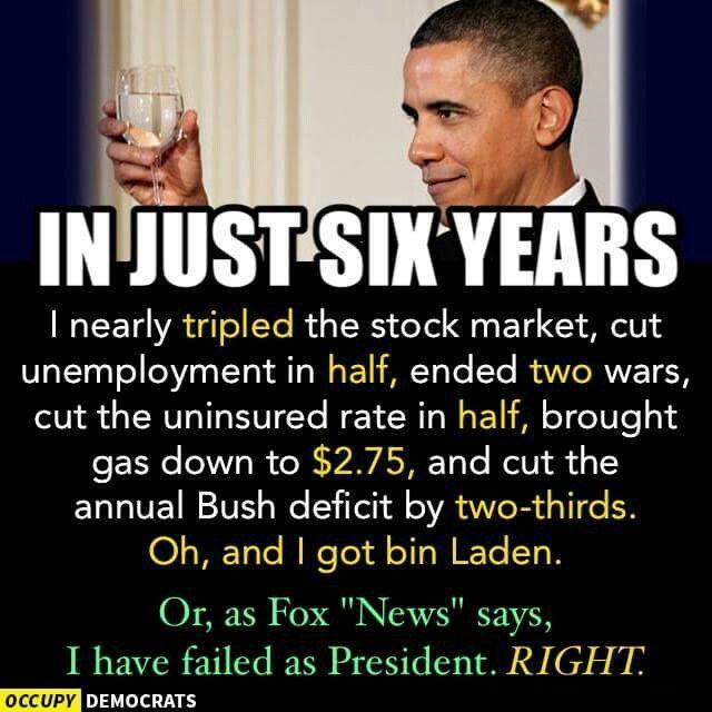 President Obama Accomplishments
