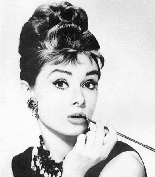 Audrey Hepburn, i like her so much, she's the queen of movies.