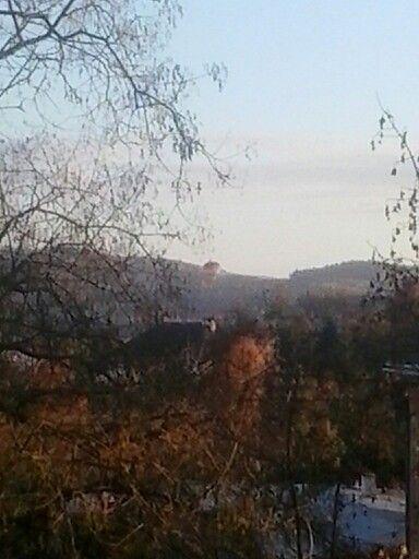 Krásné počasí v Klatovech