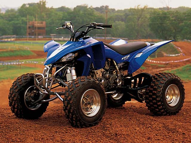 FOUR WHEELERS     | 2004 Yamaha YFZ450