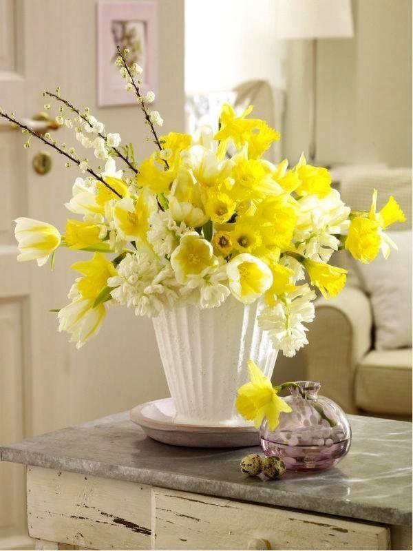 Best 25 Yellow Flower Arrangements Ideas Only On