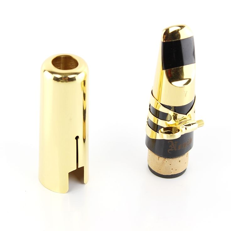 52.25$  Buy here - http://alizfc.worldwells.pw/go.php?t=32691730165 - Clarinet Mouthpiece Metal Surface Plating Gold Size 6 The High Drop B Level Playing Clarinet Musical Instruments Free Shipping 52.25$