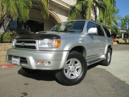Cars-For-Sale-In-San Diego | 2000 Toyota 4Runner SR5 | http://sandiegousedcarsforsale.com/dealership-car/2000-toyota-4runner-sr5