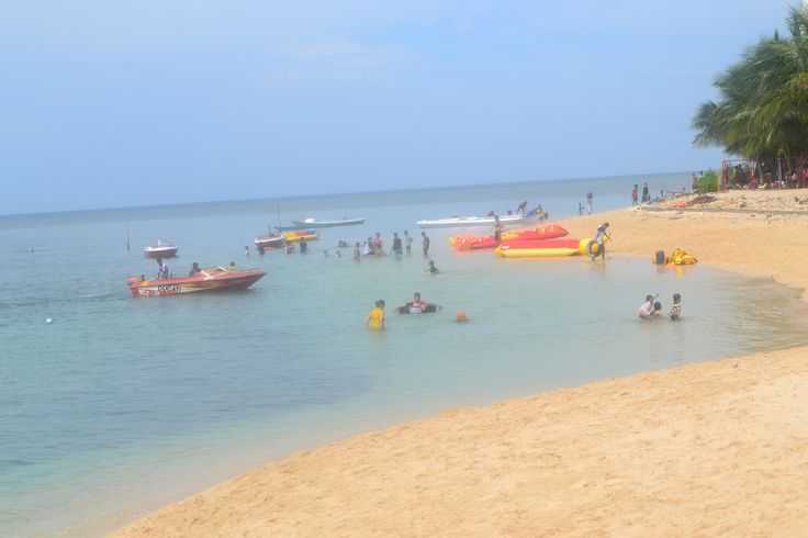 Pantai Beras Basah Bontang #Kaltim #Borneo