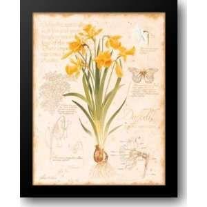Daffodil 20x24 Framed Art Print by Eriksen, Gloria Home & Kitchen