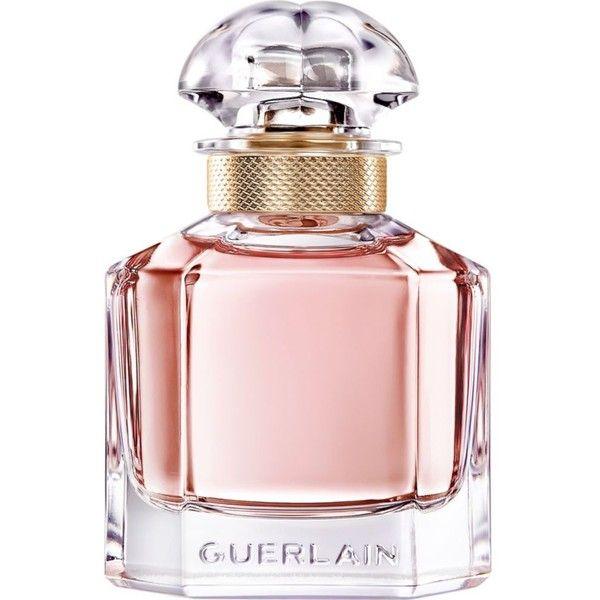 Mon Guerlain eau de parfum found on Polyvore featuring beauty products, fragrance, perfume, makeup, guerlain perfume, parfum fragrance, edp perfume, guerlain fragrance and oriental fragrances