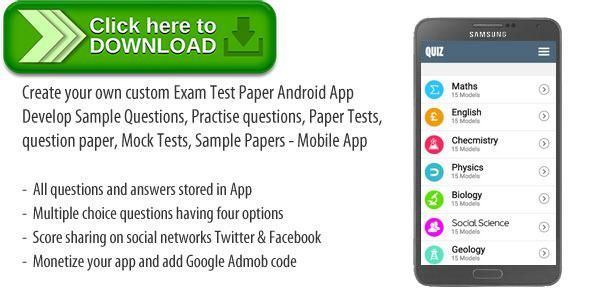 [ThemeForest]Free nulled download Exam Test Paper from http://zippyfile.download/f.php?id=43003 Tags: ecommerce, Mock Tests, Paper Tests, Practice questions, question paper, Sample Papers, Sample Questions