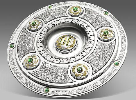 Die Meisterschale - Bundesliga Soccer (Germany)
