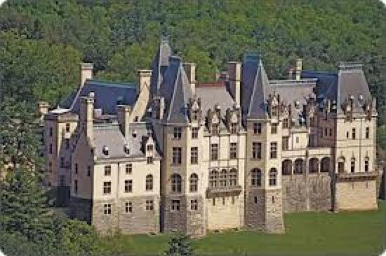 The Biltmore estate.