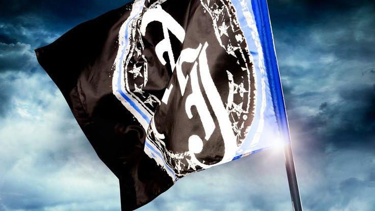 WWE Battleground Superstar flags: photos